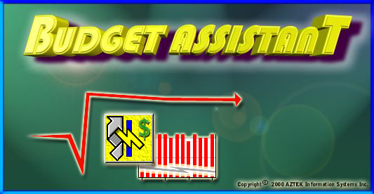 Busget Assistant Splash